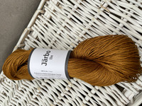 Järbo Lin pellavalanka, väri 48116 pumpkin