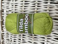 Svarta Fåret Tilda bambu, väri 38 Lime