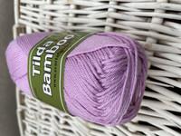 Svarta Fåret Tilda bambu, väri 61 roosa
