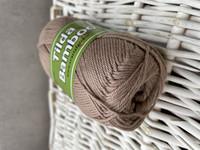 Svarta Fåret Tilda bambu, väri 824 nougat