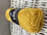 Svarta Fåret Tilda, väri 533 keltainen