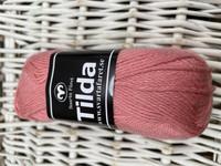 Svarta Fåret Tilda, väri 537 aprikoosi