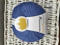 Regia premium bamboo, väri 0055 denim blue