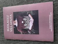 Suolaulu -villapaita neuleohje - printti suomenkielinen