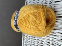 Opal yksivärinen 4-säikeinen , 5182 keltainen