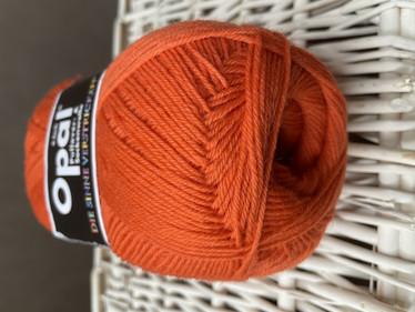 Opal yksivärinen 4-säikeinen , 5181 oranssi