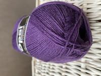 Opal yksivärinen 4-säikeinen , 3072 violetti