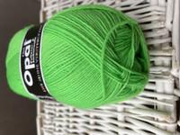 Opal yksivärinen 4-säikeinen , 2011 neon vihreä