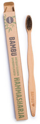 Bambuhiilikuitu hammasharja