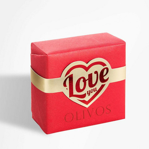 Olivos Love you -palasaippua 150 g