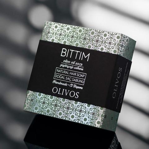 Olivos oliiviöljy palashampoo 125 g