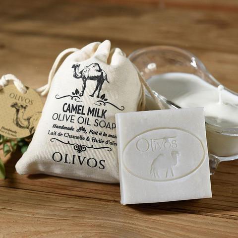 Olivos kamelinmaito oliiviöljysaippua 150 g