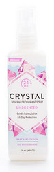 Crystal mineraali deospray tuoksuton 118 ml