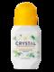 Crystal mineral deodorant roll-on Kamomilla & Vihreä tee 66 ml