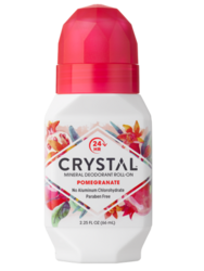 Crystal mineral deodorant roll-on Granaattiomena 66 ml