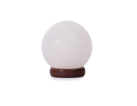 Valkoinen kuu -suolavalaisin 3-5 kg
