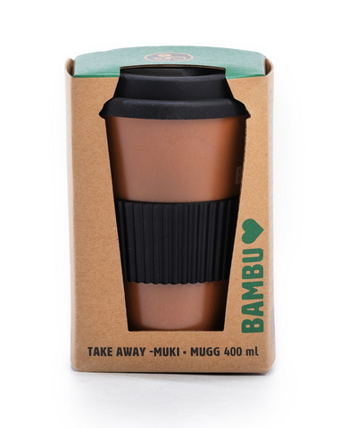 Bambu take away -muki 400 ml