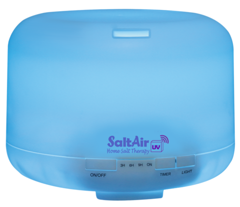 Saltair UV - Ultrasonic Air Salinizer