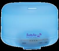 Saltair UV - Ultrasonic Air Salinizer (testilaite, ollut käytössä n. parin viikon ajan)