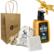 Vuohenmaito-oliiviöljysaippua -lahjasetti