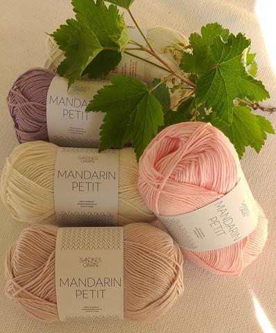 Sandnes Garn, Mandarin Petit