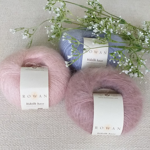 Rowan Kid Silk Haze