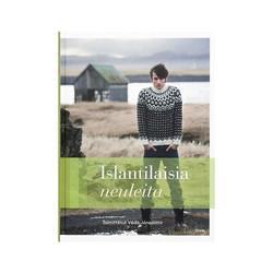 Islantilaisia neuleita -kirja