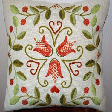 Juhannuskukat-tyyny, tarvikepaketti