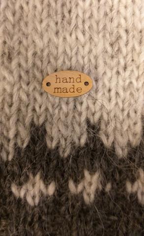 Hand made -merkki