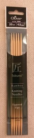 Clover, Sukkapuikot bambu (Takumi)