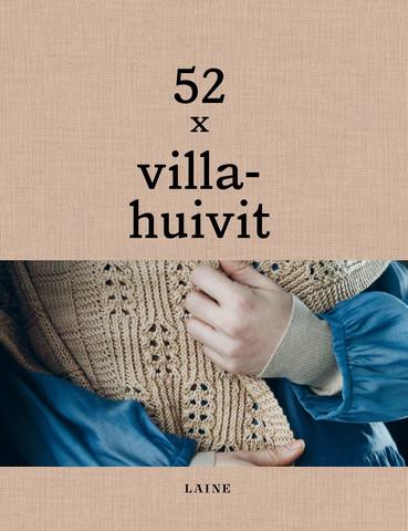 52 x villahuivit, Laine Publishing