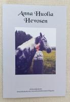 Anna Huolia Hevosen -neuleohje, printti