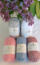 DMC 100% Baby Cotton