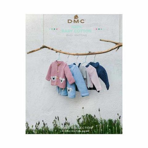 Ohjelehti Koala DMC 100% Baby Cotton