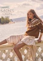 Sandnes Garn -ohjelehti 0221 F suomenkielinen