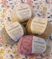 Cotton Touch Recycled, Austermann
