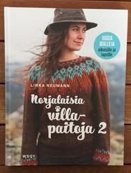 Norjalaisia villapaitoja 2 -kirja, Linka Neumann