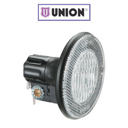 UNION FRONT LAMP FOR DYNAMO HUB, HALOGEN