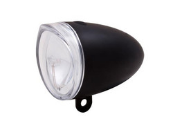 SPANNINGA TRENDO XB FRONT LIGHT BLACK