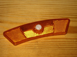 SPOKE REFLECTOR ORANGE