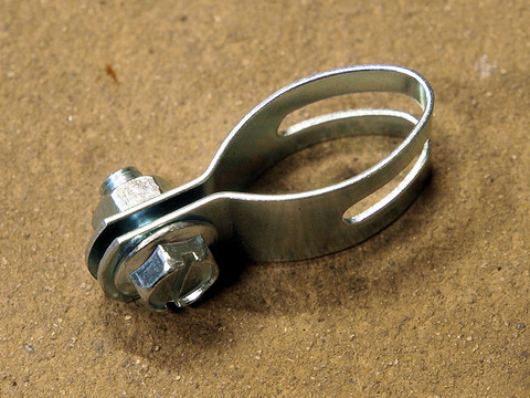 HOLDER/CLAMP OVAL