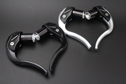 TEKTRO TL720 BAR END BRAKE LEVERS BLACK