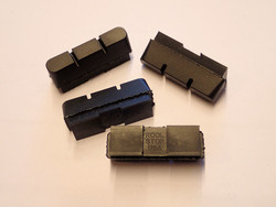 KOOL STOP BRAKE PADS SUNTOUR SUPERBE BLACK