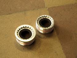 BOTTOM BRACKET CUPS FRENCH M35 X 1MM