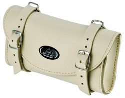 SADDLE BAG, CREAM