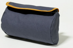 GILLES BERTHOUD SADDLE BAG GRAY