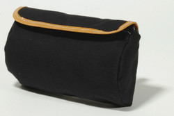 GILLES BERTHOUD SADDLE BAG BLACK