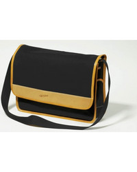 GILLES BERTHOUD SHOULDER BAG BLACK