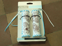ELECTRA GRIPS HAWAII, WHITE/LIGHT BLUE