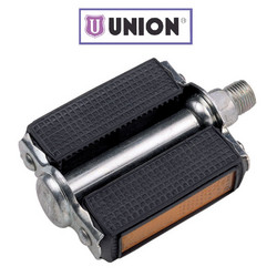 PEDALS UNION RUBBER 1/2